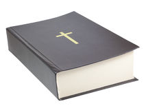Buch der heiligen Bibel Stockfotografie