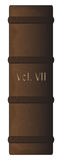 Buch-Dorn Vol. 7 Lizenzfreie Stockbilder