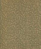 BUCH-Endenpapiermuster der antiken Weinlese Blumen Stockfoto