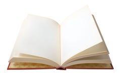 Buch geöffnet Stockfotografie