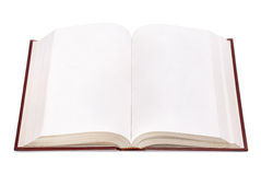 Buch offen Lizenzfreie Stockfotografie
