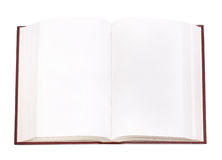 Buch offen Lizenzfreies Stockbild
