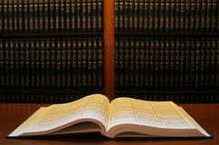 Buch-Regal Lizenzfreie Stockbilder