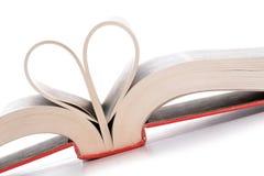 Buch-Seiten Stockbilder