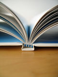 Buch-Seiten Lizenzfreies Stockfoto