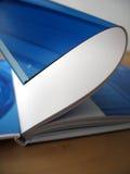 Buch-Seiten Stockfoto