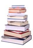 Buch-Stapel Lizenzfreie Stockbilder
