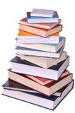 Buch-Stapel Lizenzfreies Stockfoto