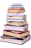 Buch-Stapel Lizenzfreies Stockbild