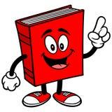 Buch-Unterhaltung stock abbildung