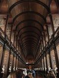 Buch von Kells-Museum Stockfotos
