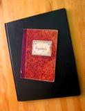 Buch von Symbolen Lizenzfreies Stockfoto