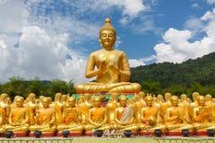 Bucha Buddyjski pamiątkowy park Zdjęcia Stock