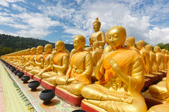 Bucha Buddyjski pamiątkowy park Obraz Royalty Free
