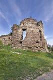 Buchach castle XIV-XVI century Royalty Free Stock Photography