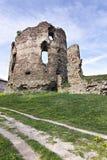 Buchach castle XIV-XVI century Royalty Free Stock Image