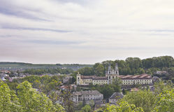 Buchach monastery Royalty Free Stock Photos