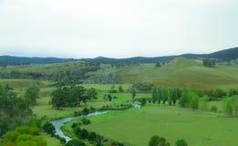 Buchan excava la reserva, Victoria, Australia Foto de archivo libre de regalías