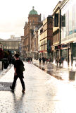 Buchanan Street stock image