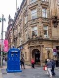 Buchanan street in Glasgow Royalty Free Stock Photos