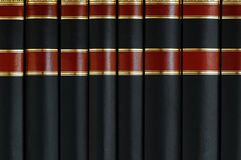 Buchansammlung Lizenzfreie Stockbilder