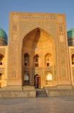Buchara, l'Uzbekistan fotografie stock