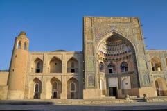 Buchara, l'Uzbekistan Fotografia Stock