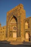Buchara, l'Uzbekistan immagini stock