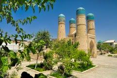 Buchara, l'Uzbekistan immagine stock