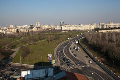 Bucharest Stock Photography