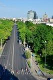 Bucharest aerial Stock Photo
