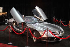 CAR MERCEDES-BENZ SLR MCLAREN Stock Image