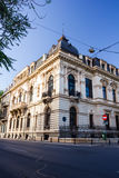 Bucharest architecture Royalty Free Stock Images
