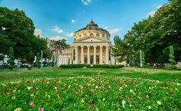 Free Bucharest Athenaeum Royalty Free Stock Photo - 57075775