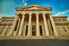 Bucharest Athenaeum Royalty Free Stock Photography