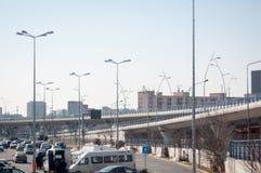 Bucharest Basarab passage Stock Photography
