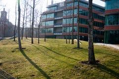 Bucharest biznesowy park 2 Fotografia Stock