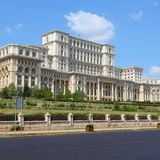 Bucharest Stock Image
