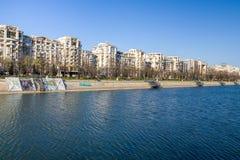 Bucharest,center of city Stock Photos