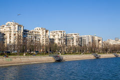 Bucharest,center of city Royalty Free Stock Images