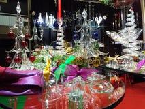 Bucharest Christmas Shopping Stock Photo