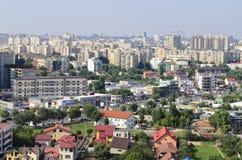 Bucharest - city view Stock Photo