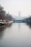 Bucharest cityscape Royalty Free Stock Photography
