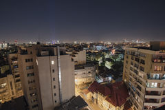 Bucharest cityscape Royalty Free Stock Photo