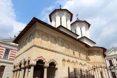 Bucharest - Coltea Church Stock Photography