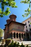Bucharest - Cretulescu Kirche Stockfotos