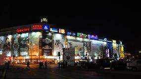 Bucharest downtown Stock Photo