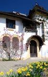 Bucharest - downtown villa Stock Images