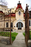 Bucharest - downtown villa Royalty Free Stock Photo