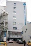 Bucharest emergency hospital Stock Photos